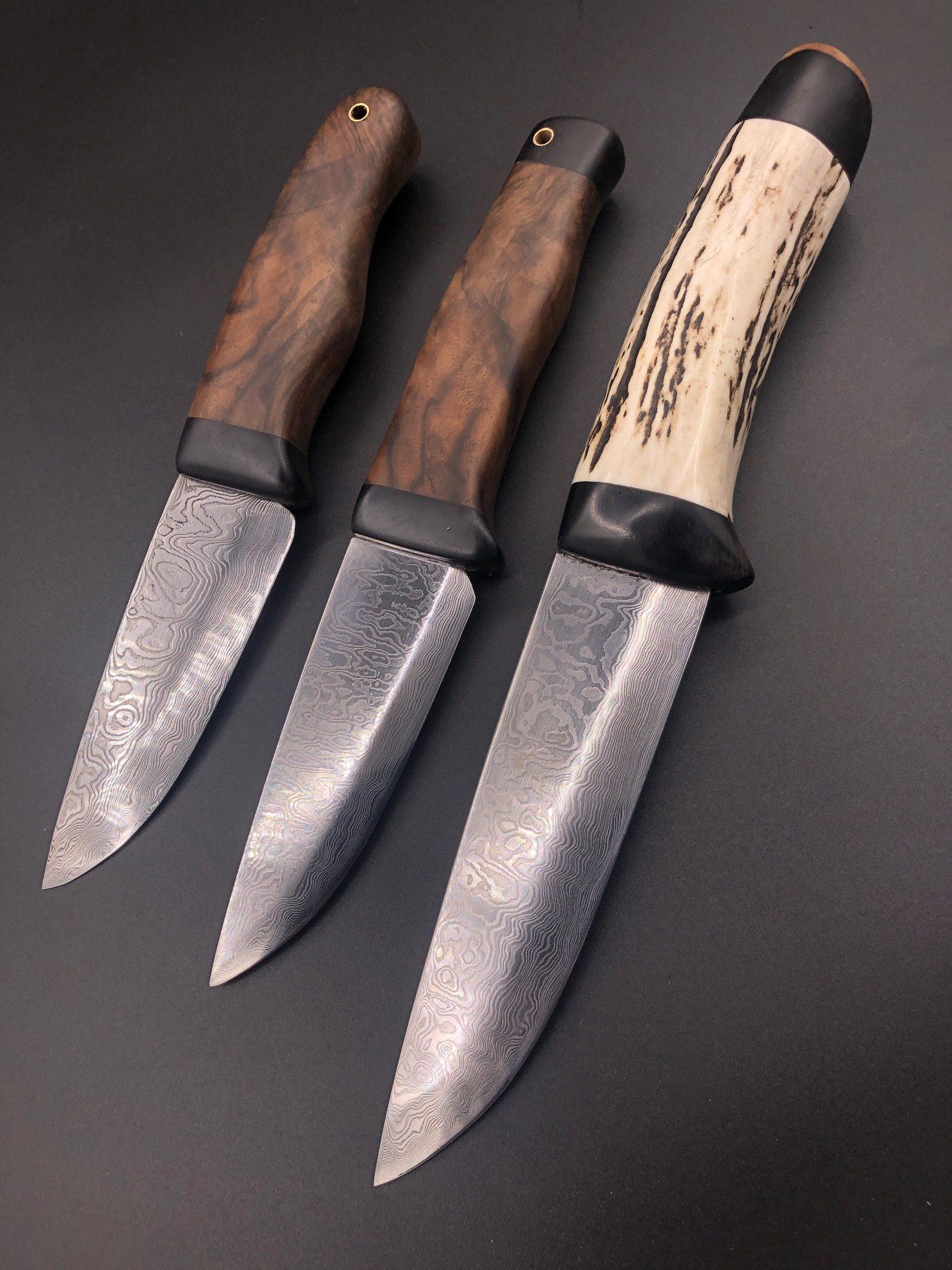 Jagdmesser der Schmiedegäste